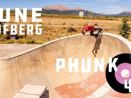 Rune Glifberg shares 'Phunk 45' part