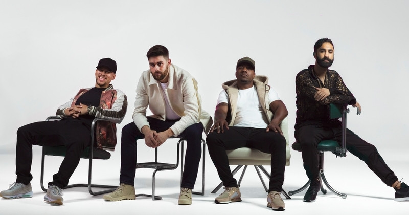 Rudimental / Photo: Mark Alesky