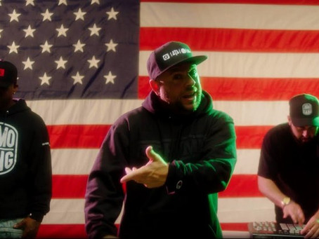Jamo Gang share 'Francis Scott Key' video