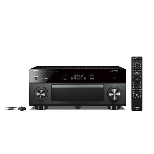 Yamaha RX-A3080 Aventage 9.2 Channel AV Receiver