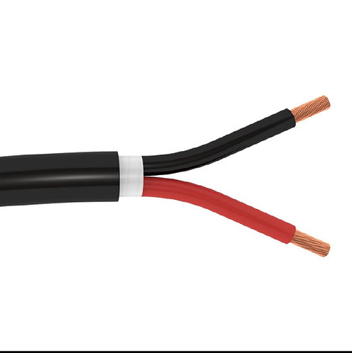SCP DIRECT BURIAL GEL FILLED SPEAKER CABLE, 2CORE 14 AWG 105 STRAND