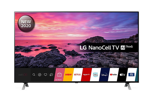 "LG 75NANO906NA 75"" 4K Full Array NanoCell LED TV"