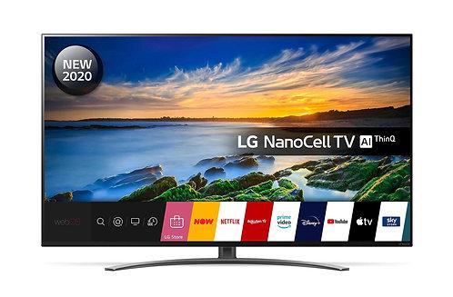 """LG 49NANO866NA 49"""" 4K NanoCell LED TV"""