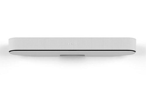Sonos - Beam Compact Smart Soundbar White