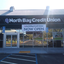 North Bay Credit Union Now Open Banner