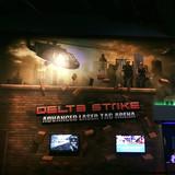 """Epicenter """"Delta Strike"""" Wall Graphic"""
