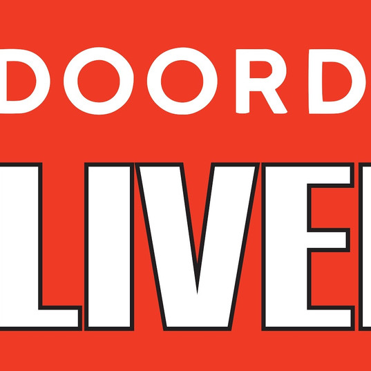 10' x 4' Doordash Delivery Banner for Toyo Sushi