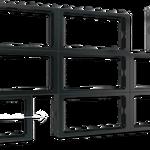 Cirrus LED Sign Frame