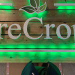 """""""Pure Crop"""" Routed Wood Letters"""