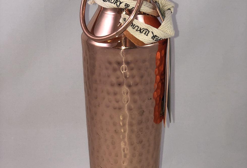 COPPER LUXURY - Kupferwasserflaschen klein