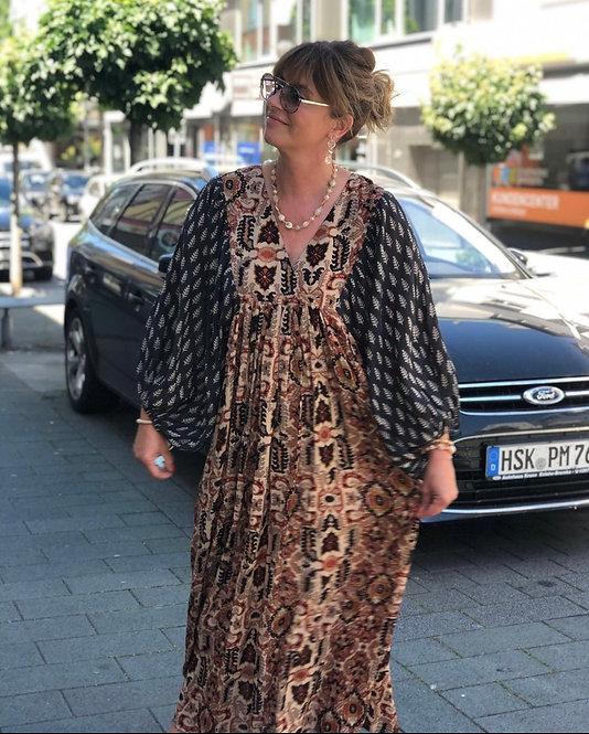 SUMMUM - langes Kleid 295S1233-11406INDIAN0721
