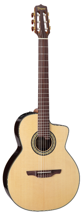 TC135SC TAKAMINE Classical Acoustic Guitar with Cutaway