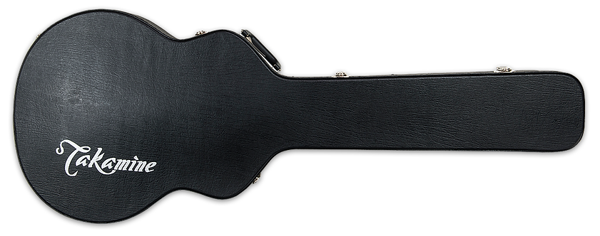 GC-B Takamine G Series Hardshell case for Acoustic/Electric Bass