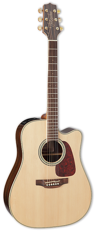 GD71CE Takamine Dreadnought Acoustic Guitar