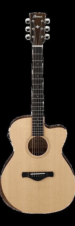 Ibanez AC150CE Artwood Unbound Grand Concert Acoustic-Electric Guitar Satin Natu