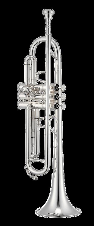 JTR1100S JUPITER Bb Trumpet Silver Plated Finish