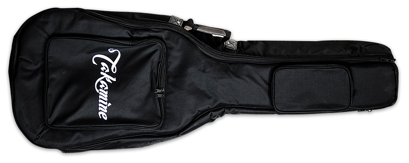GB-W Takamine Gig Bag for Dreadnought, OM, and NEX guitars