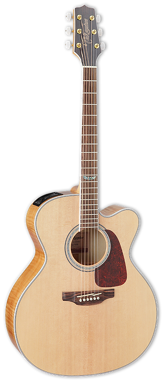 GJ72CE Takamine Dreadnought Electric Acoustic Guitar