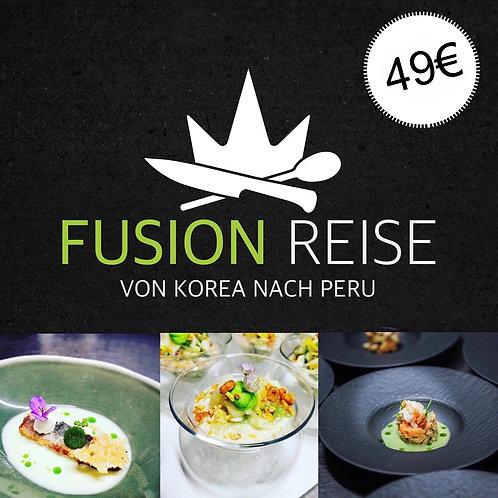 25.06.21 // FUSION Reise Korea Peru
