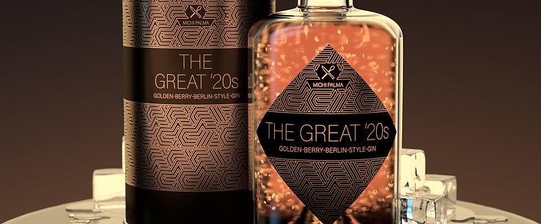 THE GREAT '20s Gin