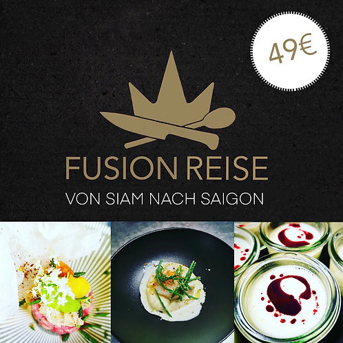 23.09.21 // FUSION Reise Siam-Saigon