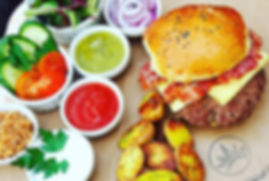 Burgertafel