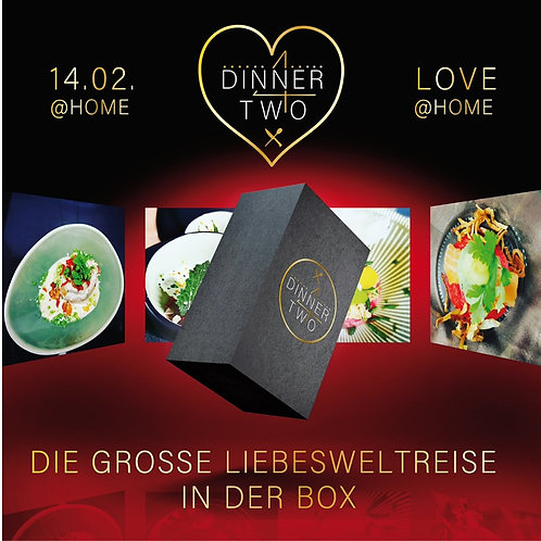 Die große Liebesweltreise in der Box