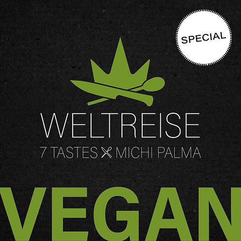 10.12. // Vegane Weltreise