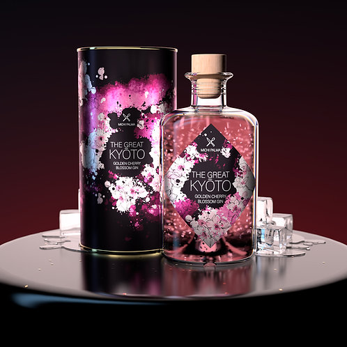 THE GREAT Kyoto Gin