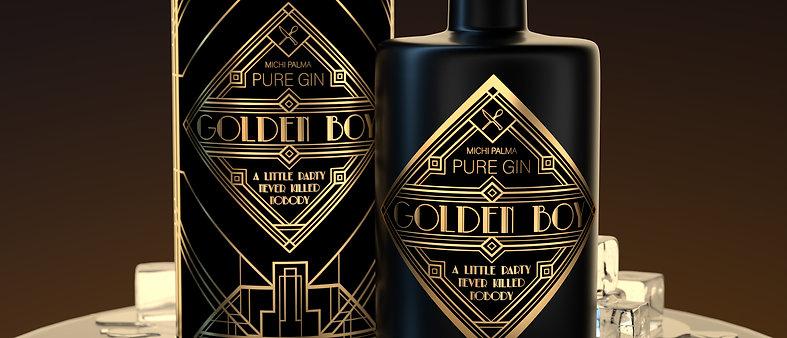 GOLDEN BOY - Pure Gin