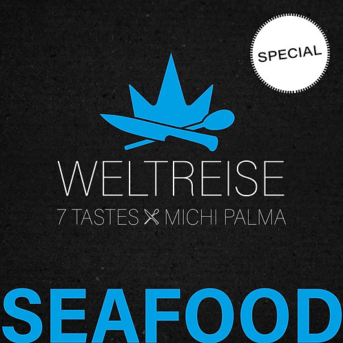 27.05.21 // Seafood Weltreise