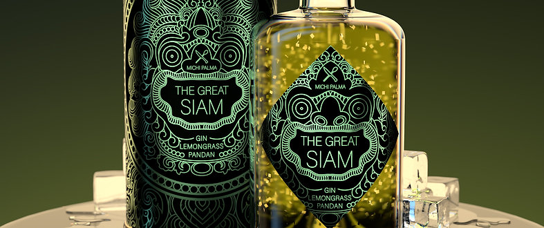 THE GREAT SIAM Gin