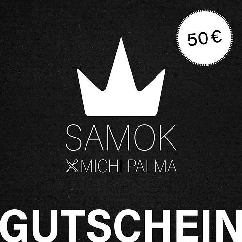 Michi Palma Gutschein 50€