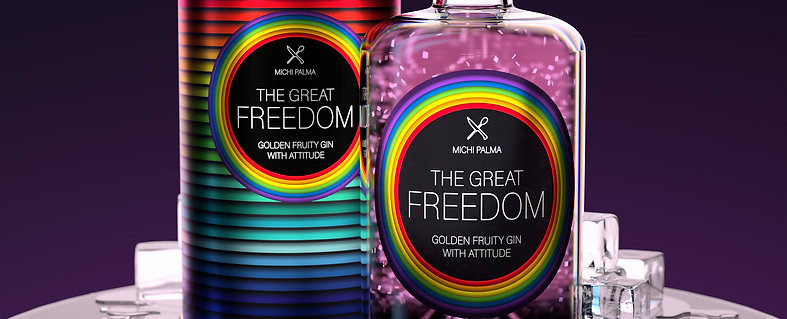THE GREAT FREEDOM Gin