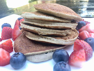 Rejuvenating Passover Pancakes