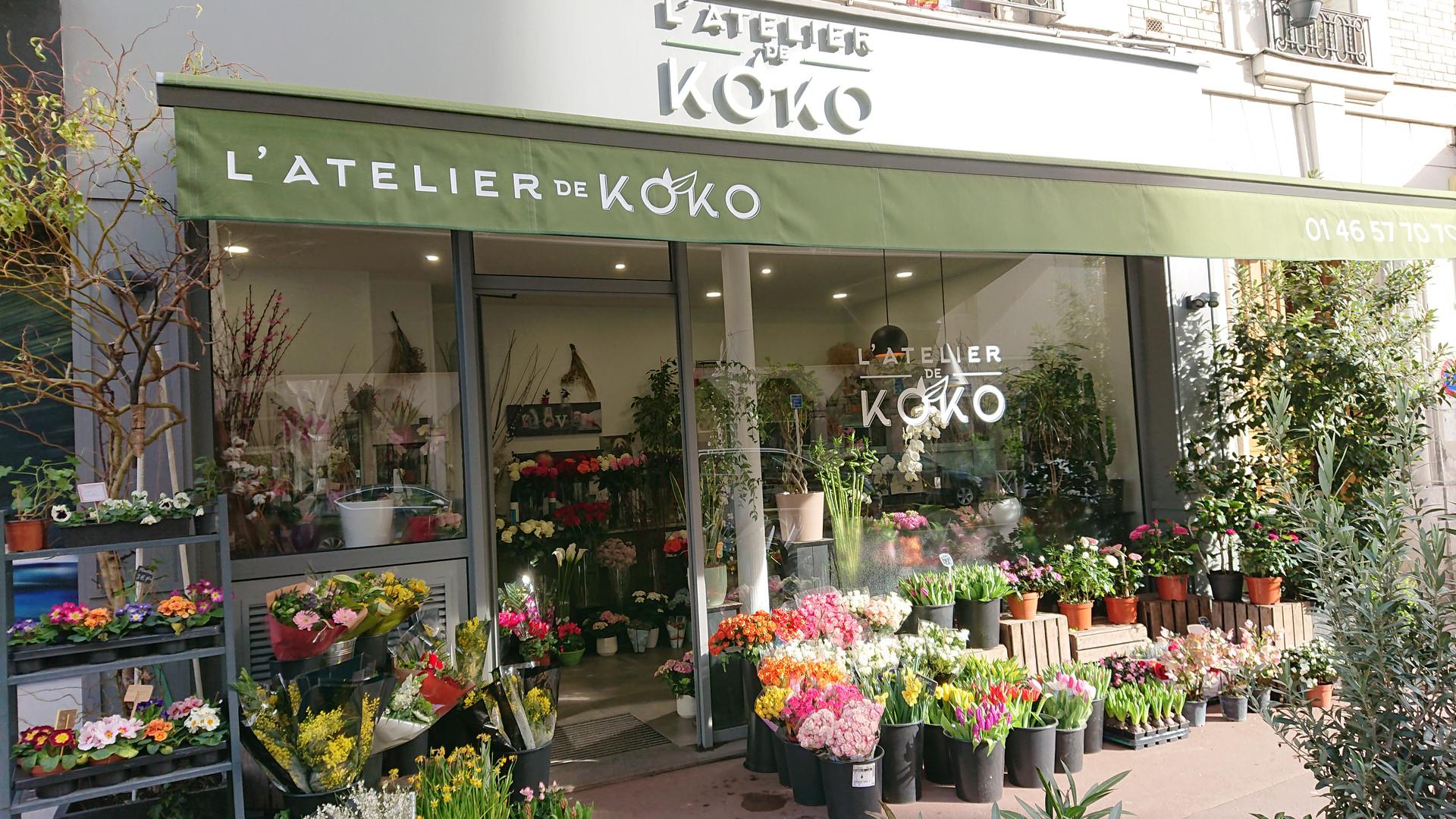 L'Atelier de Koko à Montrouge