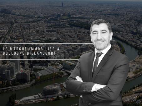 Le marché immobilier à Boulogne-Billancourt par Julien Karakoc