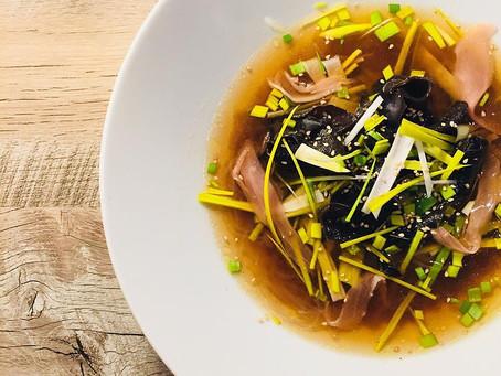 Résolution gourmande #1 : recette soupe détox