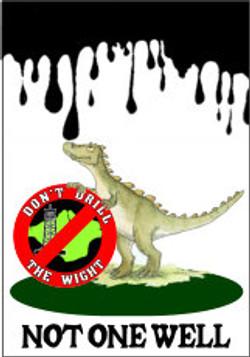 A4 Dino Oil