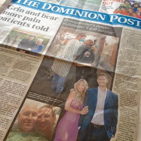 Dominion Post Article