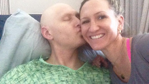 A Note from Matt on the Day of his Transplant