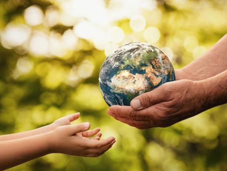 """""""We maken onze enige aarde kapot"""""""