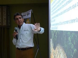Flavio Linares, Firma Cero Deforestación