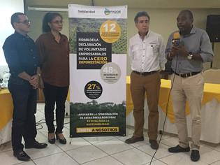 Firma Cero Deforestación