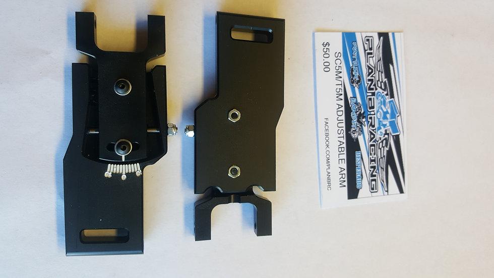 T5M/SC5M Adjustable arm