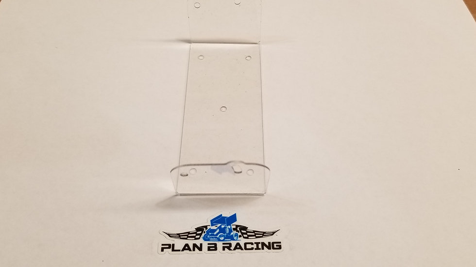 Adjustable front wing mount