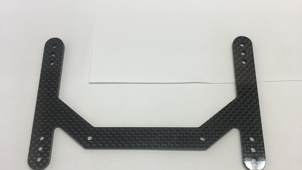 H Bracket for MWM Front Deck Post