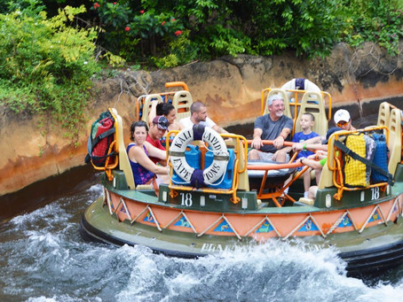 Kali River Rapids is Back Open for Adventurous Riders!