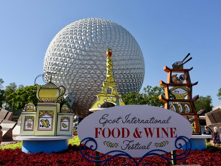 Epcot International Food and Wine Festival Dates Have Been Announced!