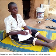 """""""Dear country leaders, we need to go to school…"""""""